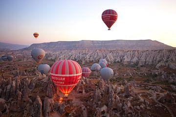 Cappadocie sur Menno Boermans