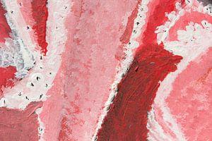 abstrakt pink one