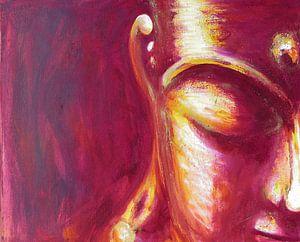 Buddha  von Michael Ladenthin