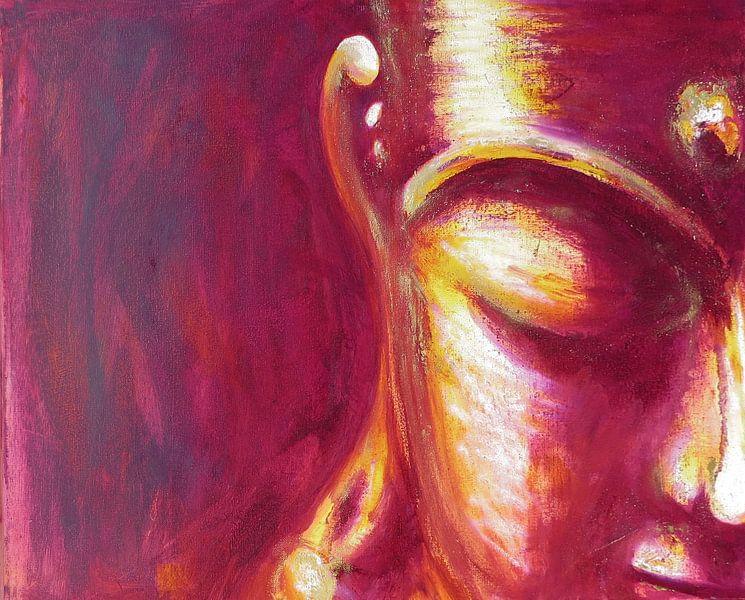 Buddha van Michael Ladenthin