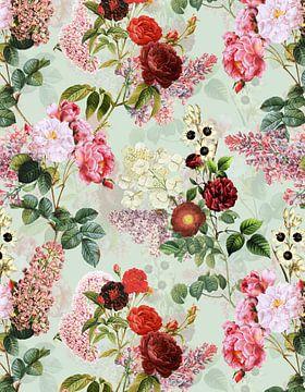 Redouté rozen van Uta Naumann