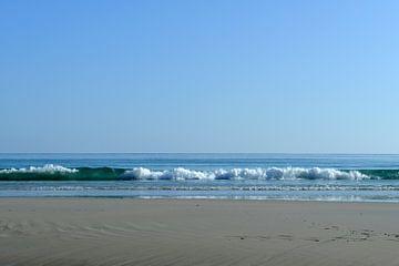 Rakhyut Strand (Oman) van Alphapics