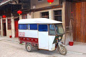 Oldtimer tuktuk
