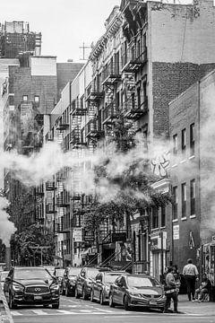 New York Street sur John van den Heuvel