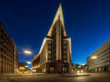 Hamburg - Chilehaus von Carina Buchspies