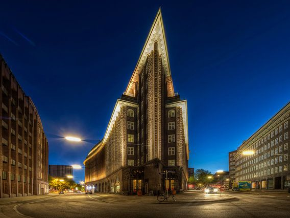 Hamburg - Chilehaus van Carina Buchspies