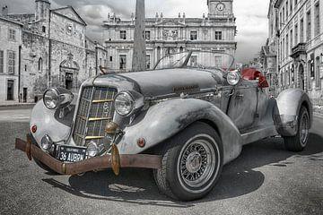 Auburn Speedster 1936 von Joachim G. Pinkawa