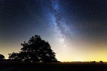 Voie Lactée Pays-bas sur