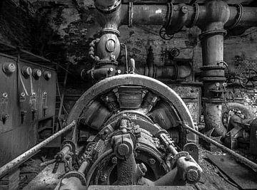 pumpanlage von Olivier Van Cauwelaert