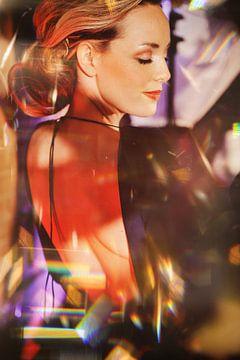 Reflection Girl von Vitaliy Zalishchyker