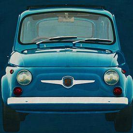 Fiat Abarth 595 1968 von Jan Keteleer