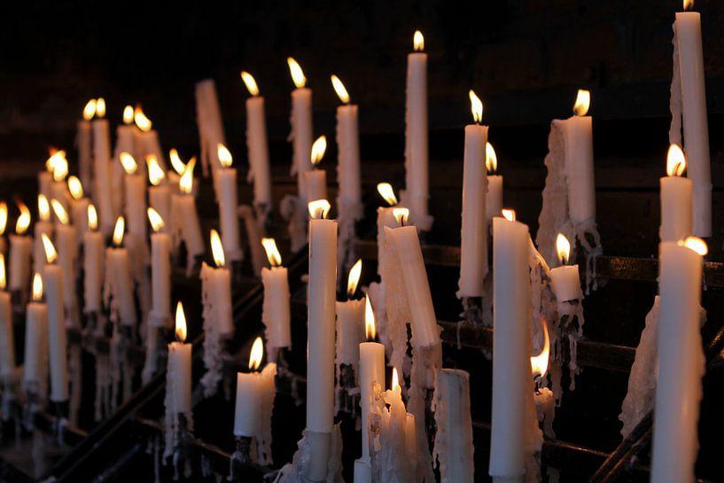 Devotiekaarsen bij de Basilika van rene marcel originals