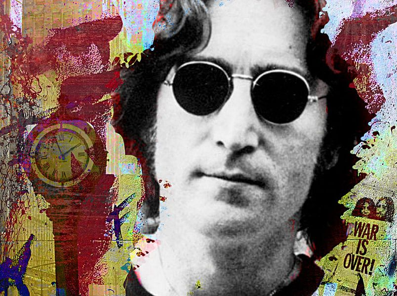 John Lennon War is over sur PictureWork - Digital artist