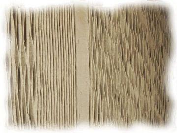 Abstract grijs van Maurice Dawson