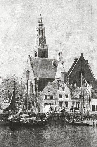 Historisch: Groote Kerk van Maassluis
