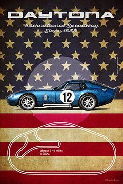 Daytona Vintage van Theodor Decker