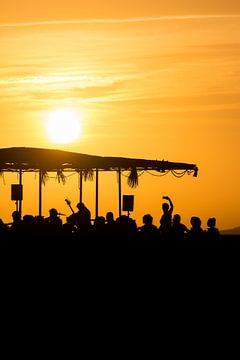 Sunset Ashram 1 van