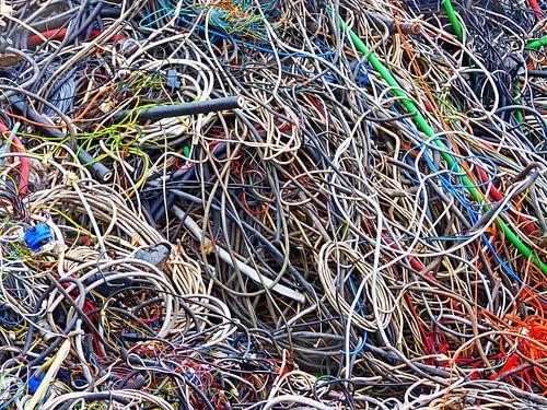 Alles uit de kabel...