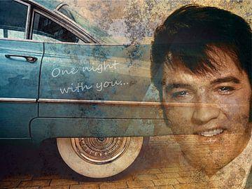 Elvis Presley van Henk Bouckaert