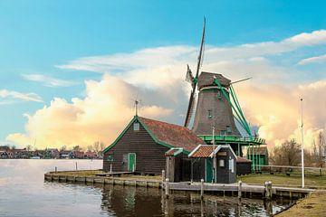 Mühle in die Niederlände, de Bonte Hen. von