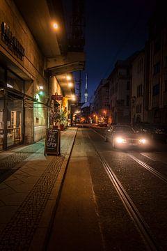 Berlijn Auto van Iman Azizi