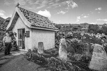 Lava om de Kapel van Wesley Flaman