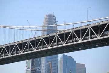 San Francisco Brücke von E.H. Efek