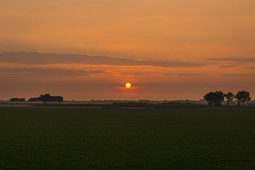 Sonnenuntergang von Jan Tuns