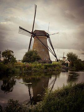 Mühlen von Henriëtte Wanders