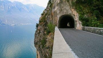 Brasa Schlucht, Gardameer Italie sur Chris van Kan