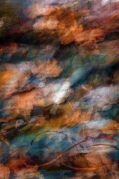 Herfst Abstract van Jacky