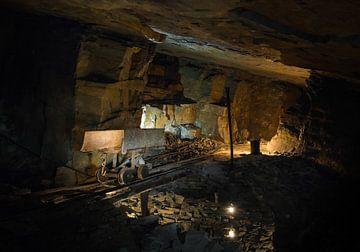 Indiana Jones quarry van Olivier Van Cauwelaert
