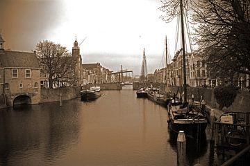 Delfshaven van Hans ter Elst