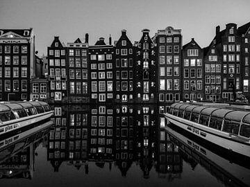 Abend in Amsterdam von Odette Kleeblatt