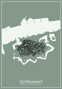 Vestingstad - Zaltbommel van Dennis Morshuis