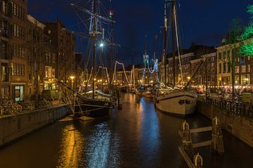 Winterwelvaart Groningen van Wil de Boer
