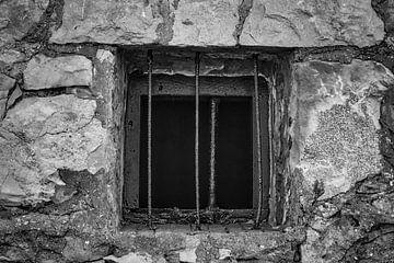 La fenêtre effrayante sur Faucon Alexis