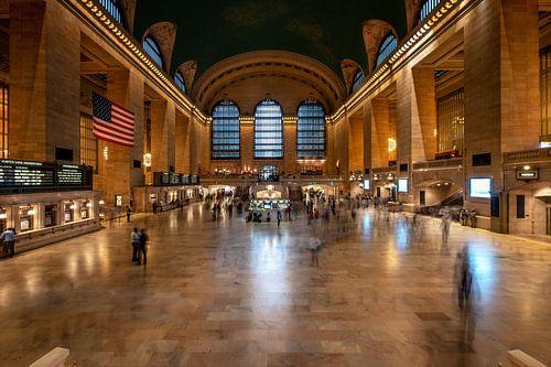 Grand Central Station van Kurt Krause