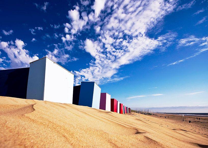 beachhouses van Dirk van Egmond