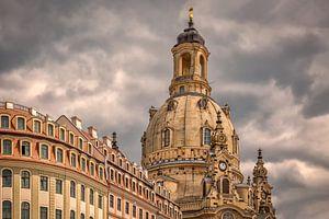 Kerk van Onze-Lieve-Vrouw Dresden van Sabine Wagner