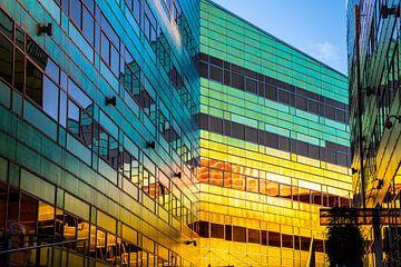 UWV-Gebäude Almere von Erika Schouten