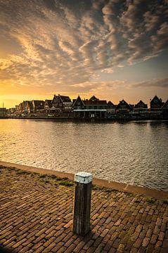 Port de Volendam sur Ricardo Bouman