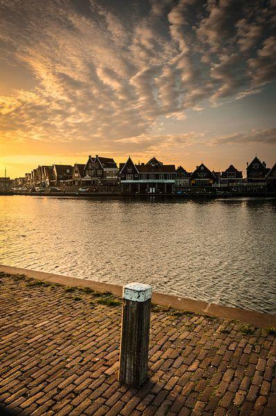 Haven van Volendam van Ricardo Bouman   Fotografie