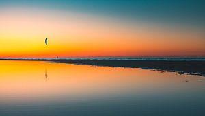 Breezand zonsondergang 5