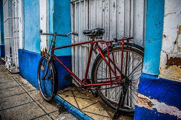 Fahrrad von Michelle van den Boom