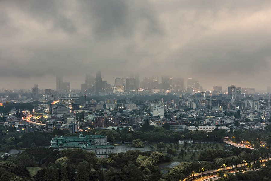TOKYO 25 van Tom Uhlenberg
