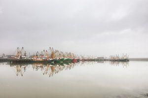 Harlingen Visserijhaven van