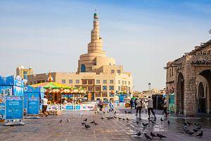 Spiral-Minarett, Doha, Katar