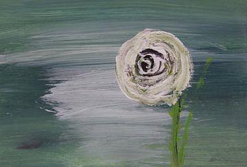 Weiss 1 von Susanne A. Pasquay