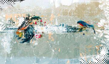 Vogelscheuche von Teis Albers